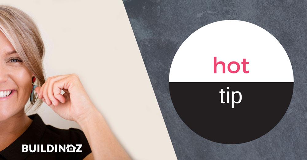 build in oz hot tip