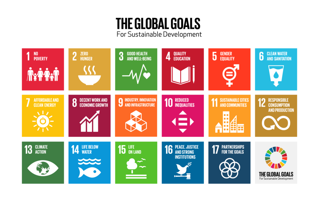 build in oz global goals